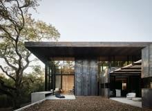 Nowoczesny dom w Orindzie (Kalifornia). Achitekt: Faulkner Architects.