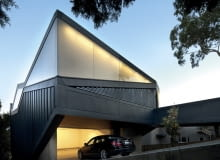Chenchow Little architects, dom, dom jednorodzinny, australia, Pitched Roof House