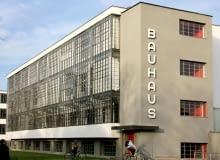 bauhaus, architektura, berlin, modernizm