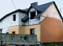 rozbudowa domu, poddasze