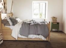 sypialnia, łóżko, jak śpią Polacy, jak mieszkają Polacy, badania, badania IKEA