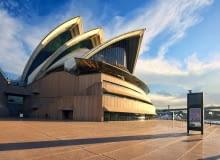 Opera w Sydney, architekt Jorn Utzon