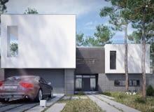 Dom z Filmu - wizualizacja