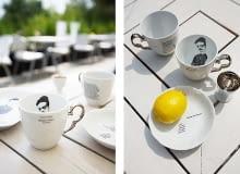 Kaja Kusztra, KRISTOFF, Great Inventors, porcelana, polska porcelana, nowoczesna porcelana