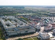 Plac Toskański, Marne-la-Vallée, źródło: www.valdeurope.com