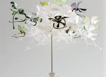 lampa Orchid; projekt: Marc Pascal