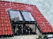 Nowoczesne okna dachowe gwarantują bezpieczeństwo mieszkańcom i kominiarzom