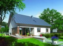 projekty domów, domy w programie MdM