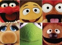 The Muppet Show naklejki ścienne