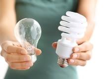 żarówki, świetlówki, diody LED