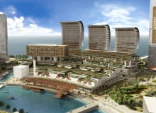 Raffles City Rafael Vinoly Architects