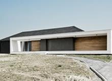 Dom jednorodzinny w Pielgrzymowicach autorstwa Mobius Architekci z Krakowa