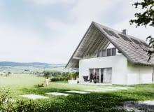 Dom Optymalny - wizualizacja