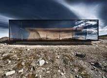 Obserwatorium żyjących dziko reniferów w Norwegii