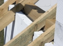 murłata,krokwie,konstrukcja dachu,dach
