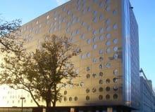 Zintegrowane Centrum Studenckie, manufaktura nr 1, konkurs, nagroda, mies van der rohe award