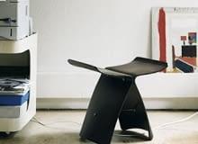 Butterfly stool; projekt: Sori Yanagi