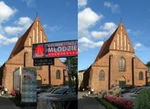 Kościół na ul. Świętego Marcina w Poznaniu