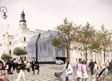 Koncepcja przygotowana przez Studio Architektoniczne Ozone z Wrocławia