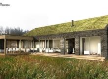 Dom Skandynawski - projekt