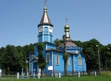 Cerkiew we wsi Podbiele, fot. jdx, wikimedia, CC BY-SA 3.0