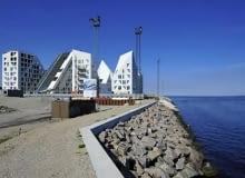 Isbjerget - apartamenty z widokiem na morze