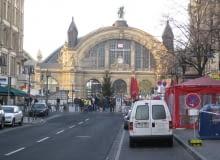 Dworzec we Frankfurcie