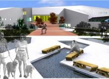 projekt, centra rekreacyjne, polska architektura, polska, olga drelichowska, opole, H2O Meduza