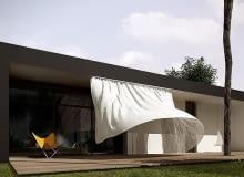 Dom jednorodzinny z wielką kotarą projektu Moomoo