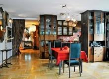 dodatki, mieszkanie gwiazd, kuchnia, wnętrza, salon
