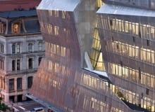 The Cooper Union, morphosis, Thom Mayne, architektura