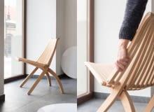 Krzesło Lotos