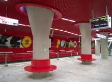 Stacja metra Rondo Daszyńskiego