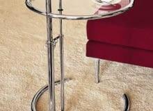 stolik E1027, projekt: Eileen Gray