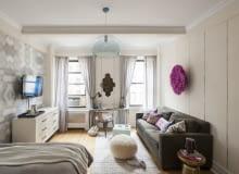 małe mieszkanie, aranżacje, kawalerka, jak urządzić małe mieszkanie, pomysły na małe mieszkanie