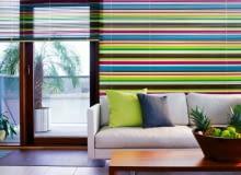 Żaluzje to dobre i niedrogie rozwiązanie do okien w mocno nasłonecznionych wnętrzach. Regulują kierunek oraz natężenie wpadającego światła, niektóre także je odbijają. <BR >DEKORACYJNE ŻALUZJE. City Cool, pozioma, z aluminium, 120 x 100 cm, 270 zł, Faber