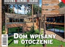 Okładka miesięcznika Ładny Dom