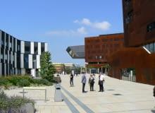 Kampus Uniwersytetu Ekonomicznego w Wiedniu
