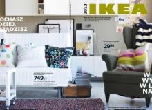 Okładka katalogu IKEA 2013
