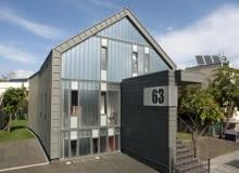 Rozbudowa wolnostojącego budynku mieszkalnego - Przedszkole Amerykańskie we Wrocławiu, projekt: Group-Arch