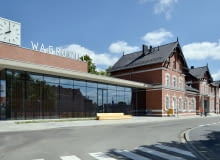 Dworzec w Wągrowcu