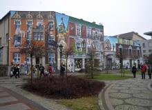 Nowy mural w Słupsku