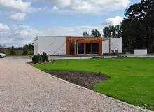 architekci łosiak-siwiak, łódź, polska, dom jednorodzinny, 4ONE
