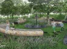 Projekt parku kieszonkowego na Zwierzyńcu