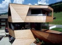 dom, plasma studio, włochy, cube house