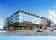 Budowa biurowca Ogrodowa 8 Office rozpoczęta