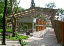 ogród botaniczny, ISBA Grupa Projektowa