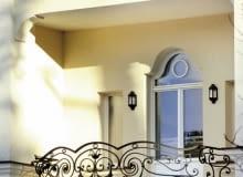 Drzwi balkonowe nietypowe firmy Sokółka
