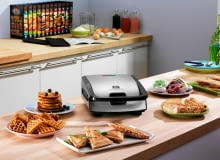Gofrownica SNACK COLLECTION, Tefal