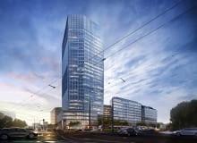 Kompleks Spark w Warszawie, proj. Kuryłowicz & Associates